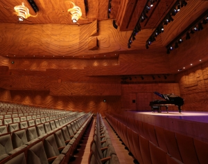 Elisabeth Murdoch Hall - Photo by Pia Johnson