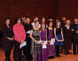 Bach Competition 2014