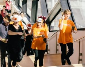 Federation Handbells at Melbourne Recital Centre fifth birthday celebrations