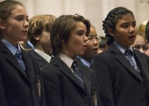 Caufield Grammar School Primary Concert