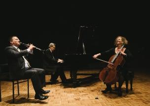 The Endeavour Trio