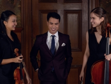 Hoang Plays Mendelssohn Trio