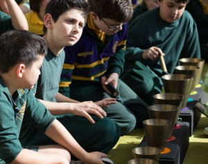 Tate Street PS - Federation Bells