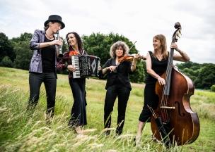 London Klezmer Quartet