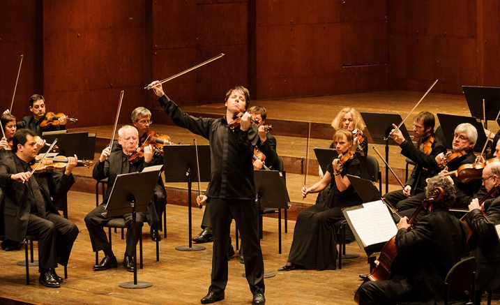Joshua Bell and ASMF