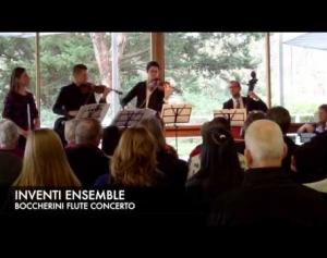 Boccherini Flute Concerto