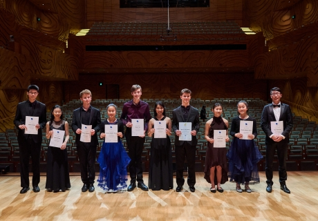 2018 Bach Competition