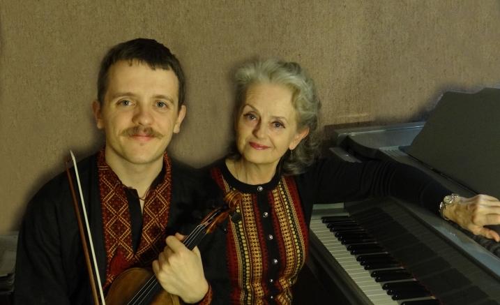 Markiyan & Oksana Melnychenko