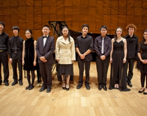 Bach Competition 2012