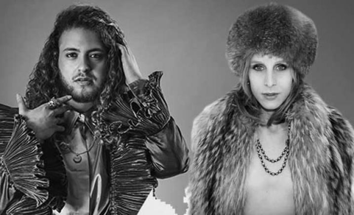 Nevo Zisin and Zackary Drucker
