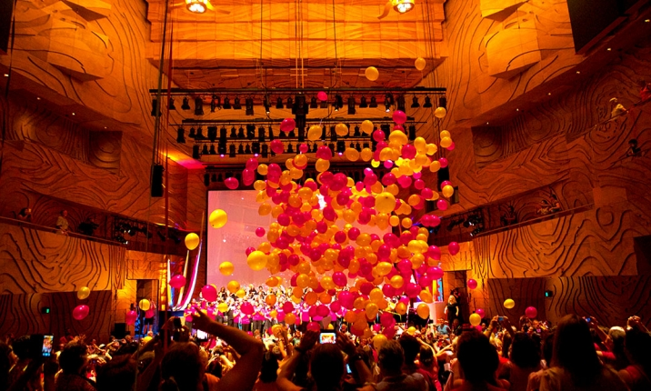 Melbourne Recital Centre's Fifth Birthday Celebration