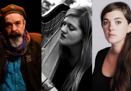 Roger Eno, Mary Lattimore & Julianna Barwick