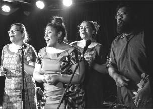 The Pasefika Vitoria Choir