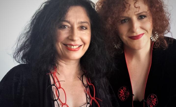 Elena and Tamara