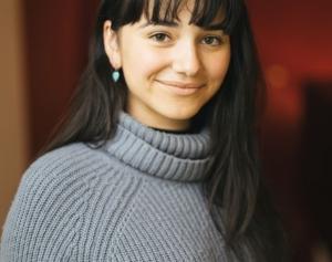 Elizabeth Pardallis, voice