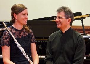 Melissa Doecke and Mark Issacs