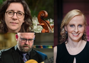Rachael Beesley, Natasha Kraemer & Simon Martyn-Ellis