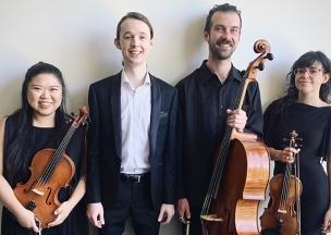 Adam McMillan, Madeleine Jevons, Eunise Cheng & Daniel Smith