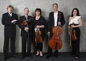 Goldner String Quartet and Piers Lane