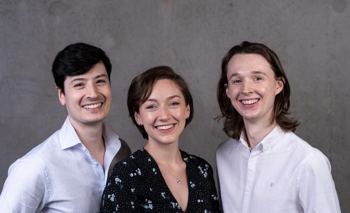Emilia Bertolini, Alastair Cooper-Golec & Adam McMillan