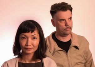 Ai Yamamoto and Dan West