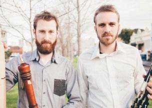 Ryan Williams and Matthew Horsley