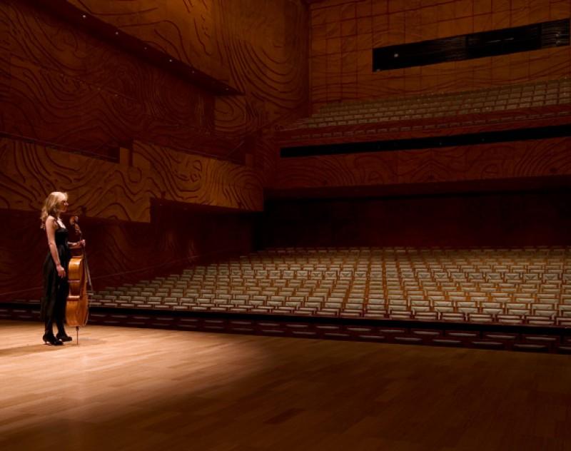 Elisabeth Murdoch Hall Melbourne Recital Centre