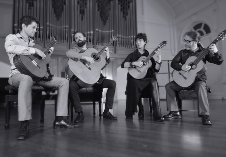 Melbourne Guitar Quartet
