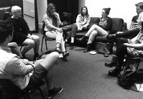Ella Hooper songwriting workshop