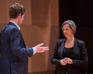 Masterclass with Camilla Tilling