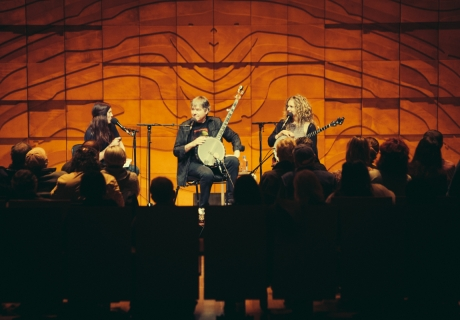 In Conversation with Bela Fleck and Abigail Washburn