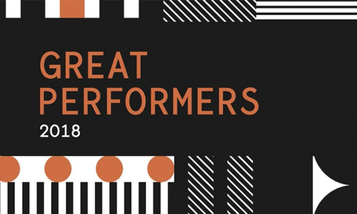 Great Performers 2018