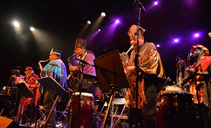 Image result for Sun Ra Arkestra