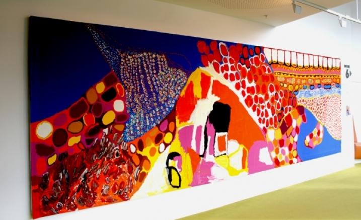 The Dulka Warngiid Tapestry