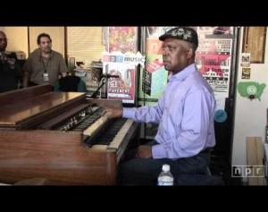 Booker T. Jones: NPR Music Tiny Desk Concert