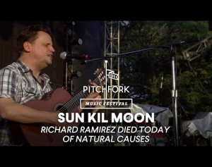 "Sun Kil Moon perform ""Richard Ramirez Died Today of Natural Causes"""