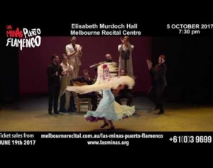 Las Minas Puerto Flamenco Melbourne 5/10/17
