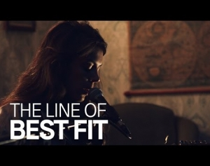 "Julie Byrne performs ""Natural Blue"" for The Line of Best Fit"