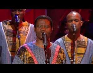 Ladysmith Black Mambazo 2018