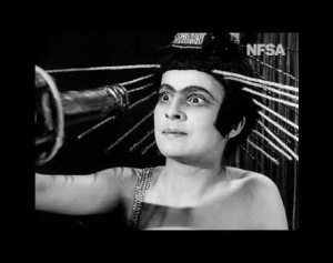 Aelita, Queen of Mars - Earthlings arrive in Mars (1924)
