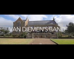 Van Diemen's Band & Catherine Jones - Cello Napoletano