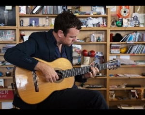 Derek Gripper: NPR Music Tiny Desk Concert