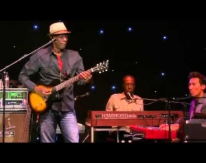 Keb' Mo' - Muddy Water @ Infinity Hall
