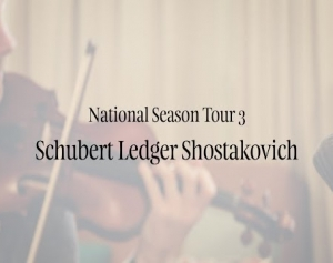 Inside ASQ: Schubert Ledger Shostakovich