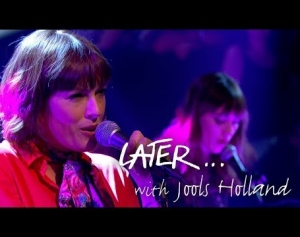 (TV debut) Gwenno - Tir Ha Mor on Later… with Jools Holland