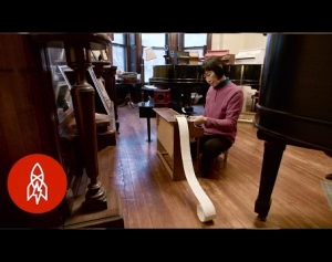 The Toy Piano Virtuoso