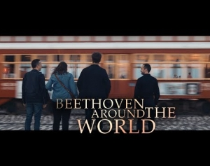 Quatuor Ébène: Beethoven Around the World (a tour unlike any other!)